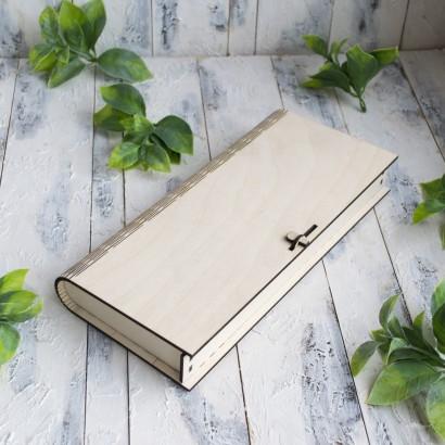 Шкатулка деревянная-2 3D-10