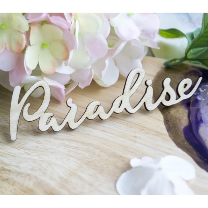 "Заготовка из фанеры ""Paradise"" ФНЗ-192"
