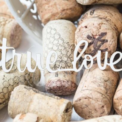 "Надпись ""#True love"" ЧНАГ-092"