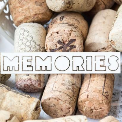 """Надпись """"Memories"""" ЧНАГ-148"""