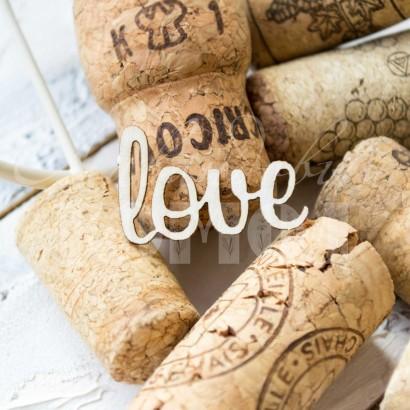 "Надпись ""Love"" ЧНАГ-240"