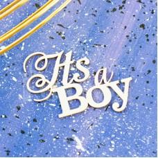 "Чипборд ""It's a BOY"" НД-20"