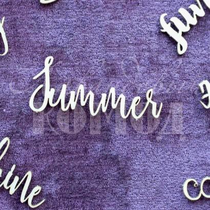 "Чипборд ""Summer"" НЛ-14"