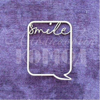 "Рамка ""Smile"" ЧР-06"
