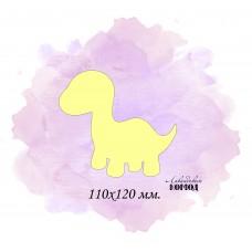 """Заготовка для тиснения """"Динозавр"""" ЧЗ-44"""