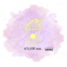 """Заготовка для тиснения """"Кофе"""" ЧЗ-46"""