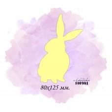 """Заготовка для тиснения """"Кролик"""" ЧЗ-47"""